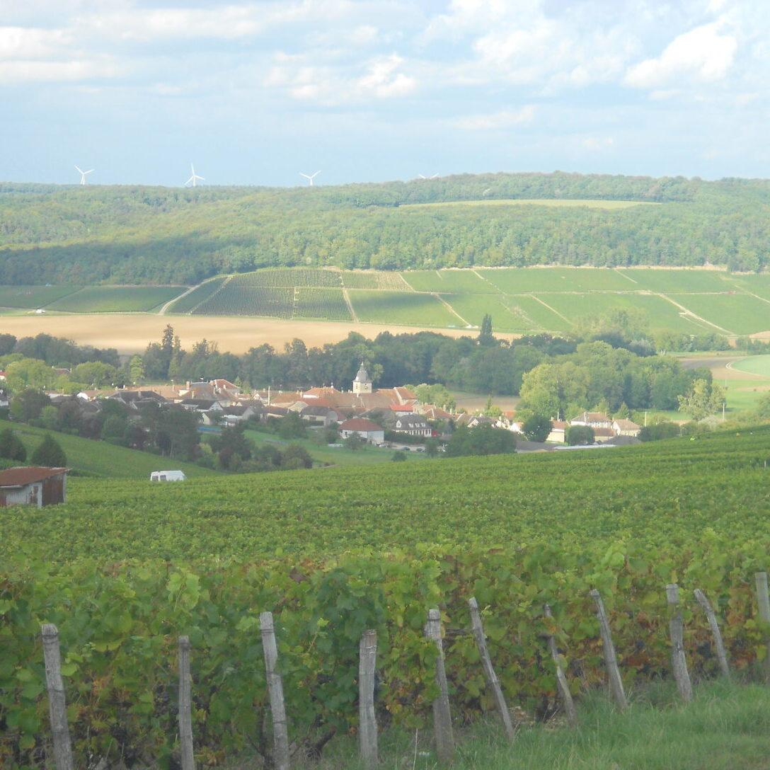 village de Meurville